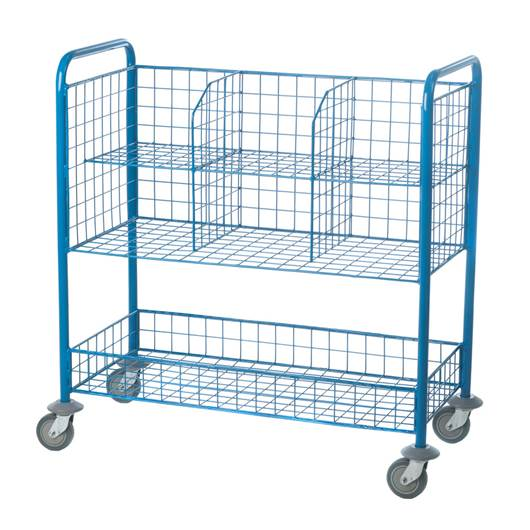Picture of Post Room Trolley