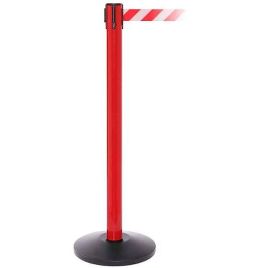 Picture of Premium Safety Belt Barriers - Chevron Belt